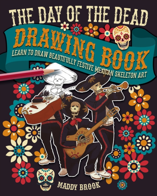 Day of the Dead Drawing Book