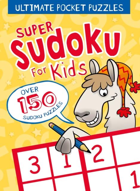 Ultimate Pocket Puzzles: Super Sudoku for Kids