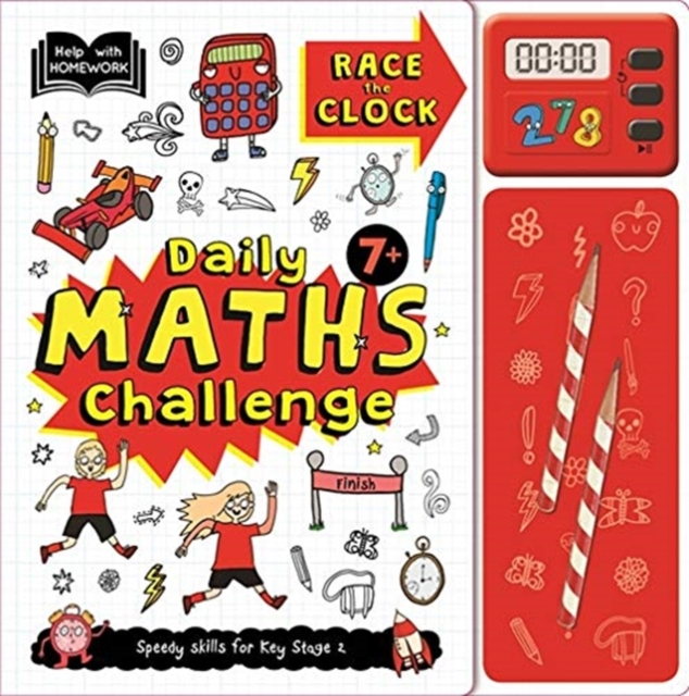 Help With Homework: 7+ Maths Challenge Pack