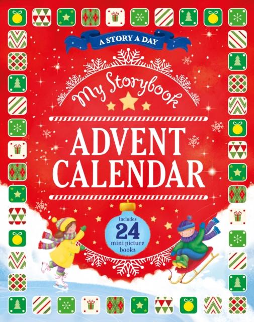 Advent Calendar Story Book