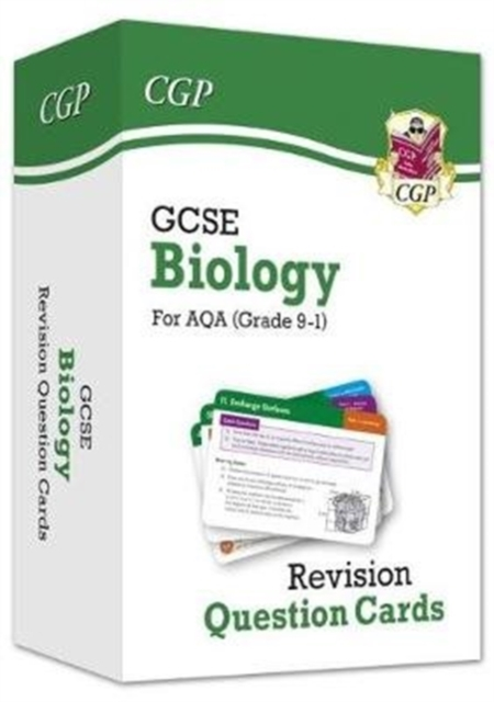 New 9-1 GCSE Biology AQA Revision Question Cards