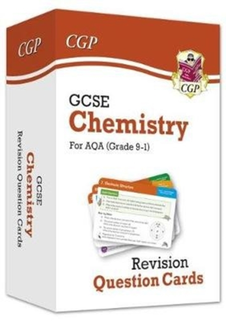 New 9-1 GCSE Chemistry AQA Revision Question Cards