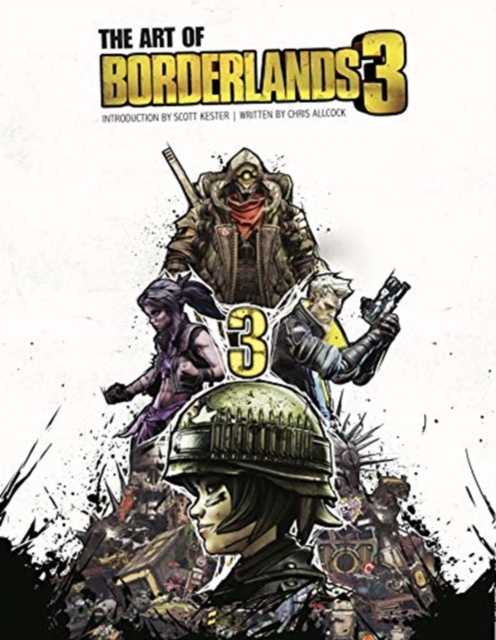 Art of Borderlands 3