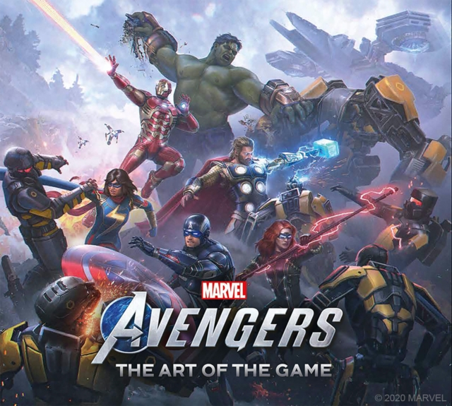 Marvel's Avengers - The Art of the Game
