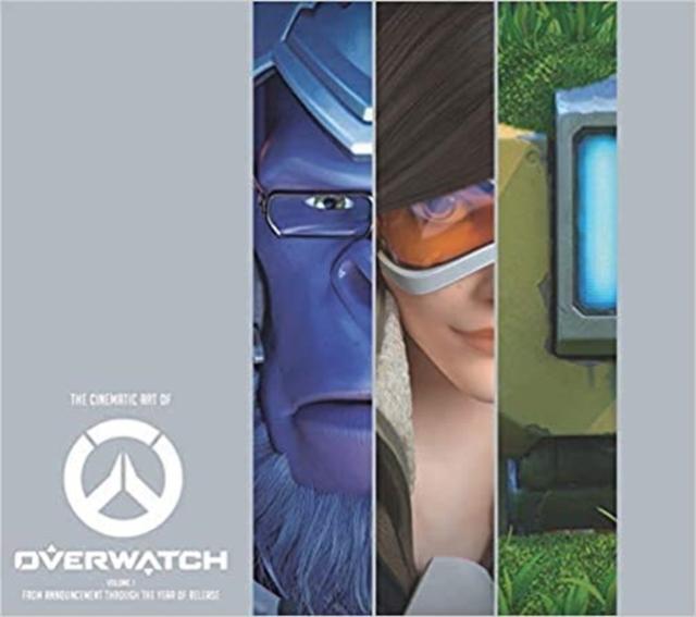 Cinematic Art of Overwatch: Volume 1