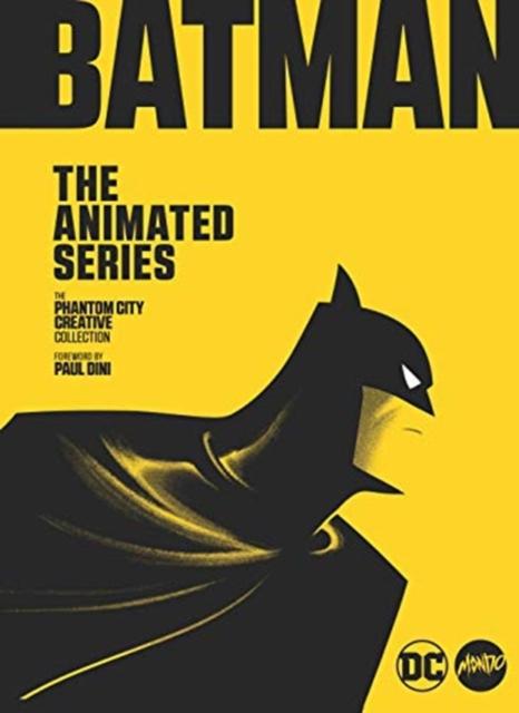 Mondo Art of Batman: The Animated Series