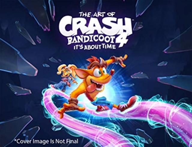Art of Crash Bandicoot 4: It's About Time
