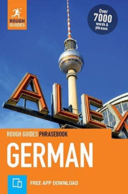 Rough Guides Phrasebook German (Bilingual dictionary)