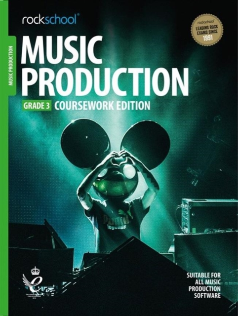 Music Production Coursework Edition Grade 3 (2018)