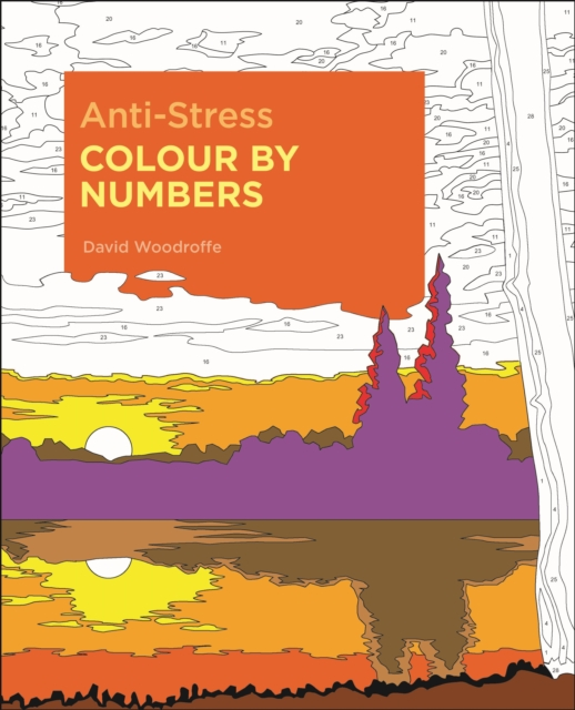 Anti-Stress Colour by Numbers