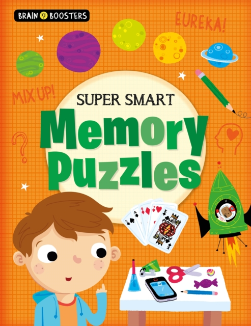 Brain Boosters: Super-Smart Memory Puzzles