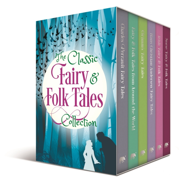 Classic Fairy & Folk Tales Collection