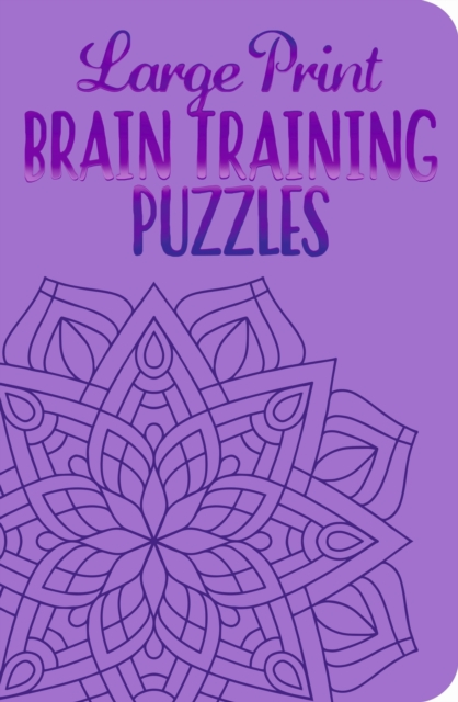 Large Print Brain Training Puzzles
