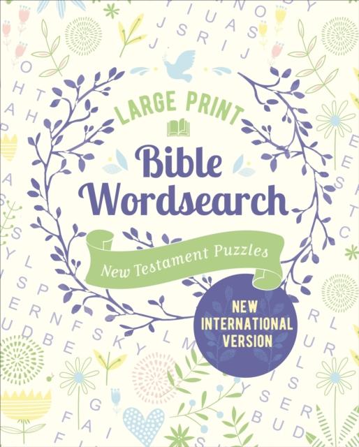 Large Print Bible Wordsearch