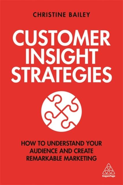 Customer Insight Strategies