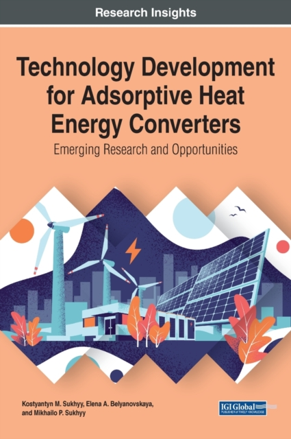 Technology Development for Adsorptive Heat Energy Converters