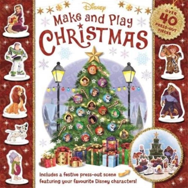 Disney: Make & Play Christmas