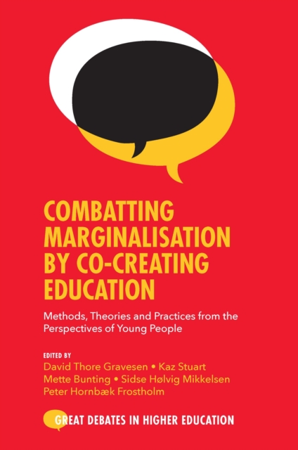 Combatting Marginalisation by Co-Creating Education