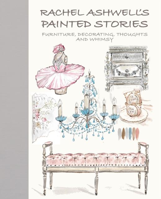 Rachel Ashwell's Painted Stories