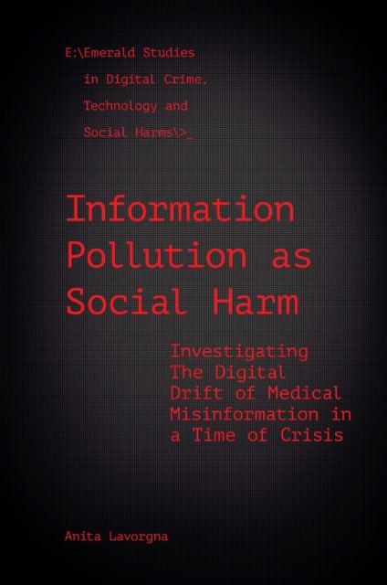 Information Pollution as Social Harm