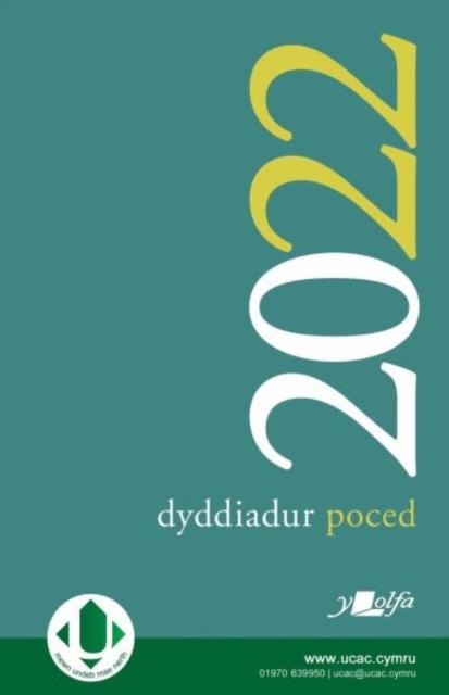 Dyddiadur Poced y Lolfa 2022