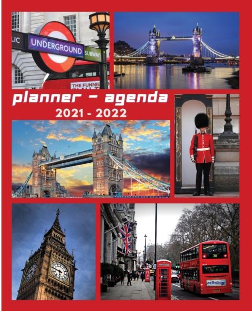 Agenda Planner 2021 - 2022