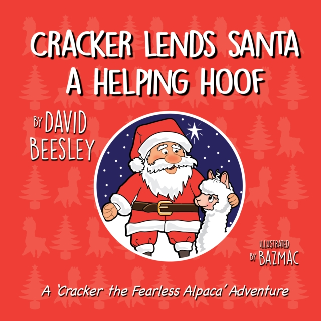 Cracker Lends Santa a Helping Hoof