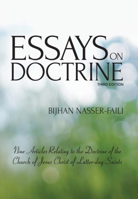 Essays on Doctrine