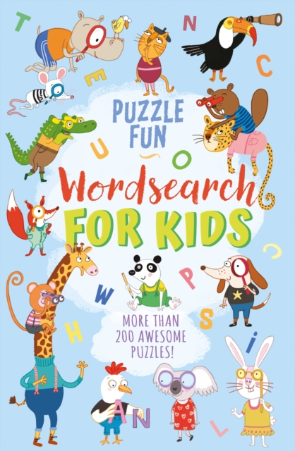 Puzzle Fun: Wordsearch for Kids
