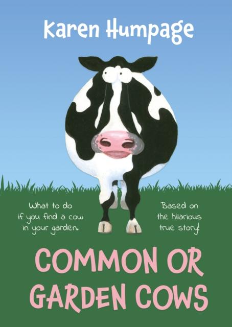 Common or Garden Cows