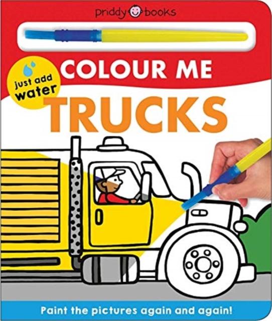 Colour Me Trucks