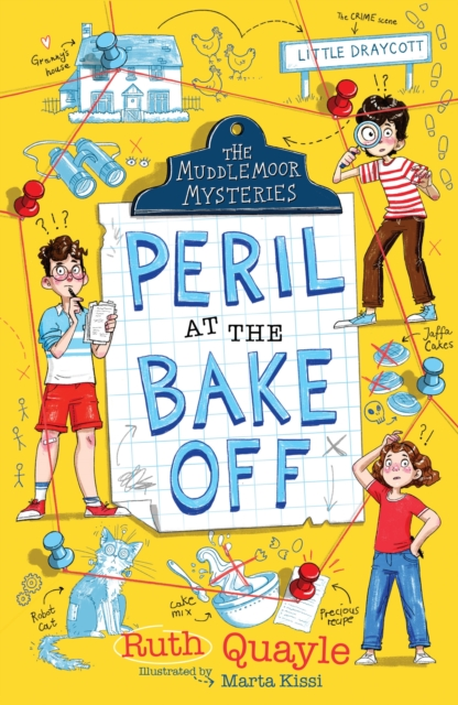 Muddlemoor Mysteries: Peril at the Bake Off
