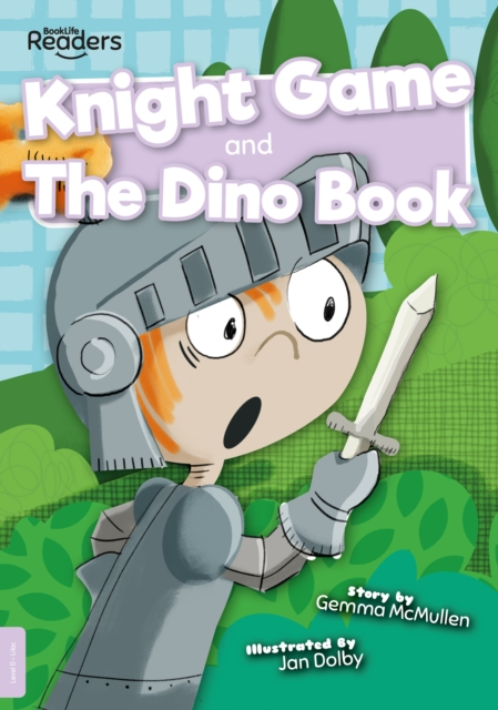 Knight Game and The Dino Book