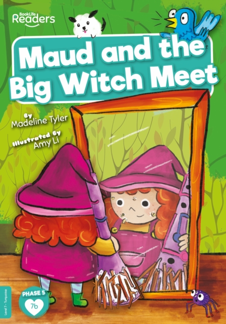 Maud and the Big Witch Meet