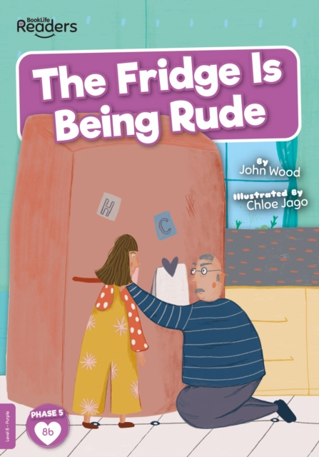 Fridge is Being Rude