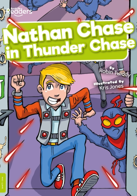 Nathan Chase in Thunder Chase