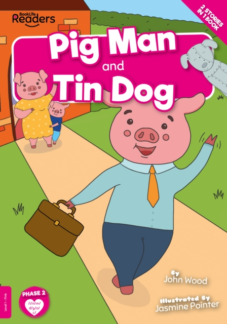 Pig Man and Tin Dog
