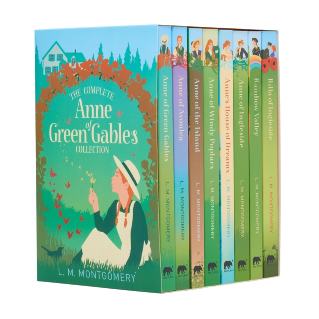 Complete Anne of Green Gables Collection