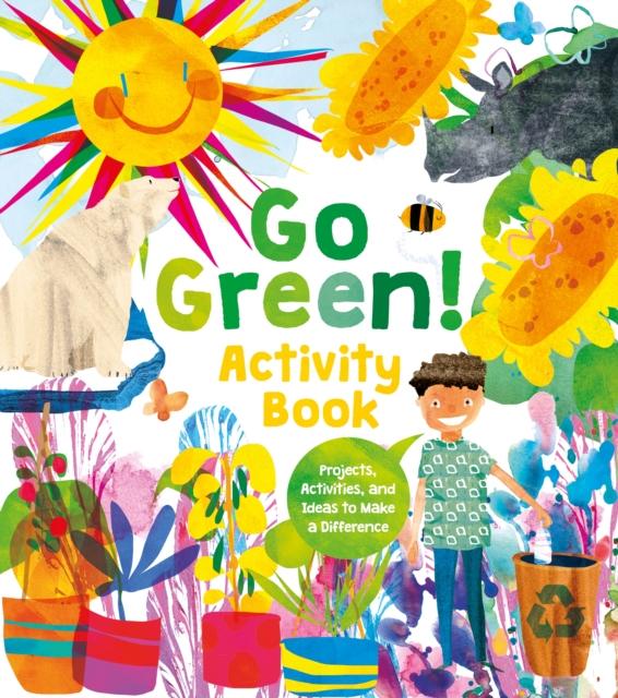 Go Green! Activity Book