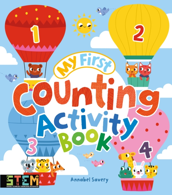 My First Counting Activity Book
