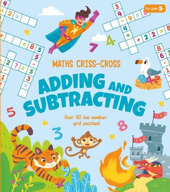 Maths Criss-Cross Adding and Subtracting