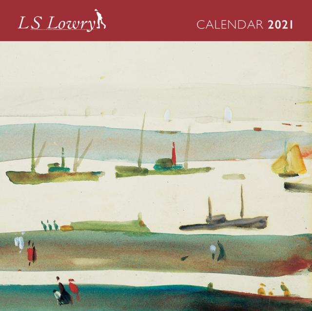 L.S. Lowry Mini Wall calendar 2021 (Art Calendar)