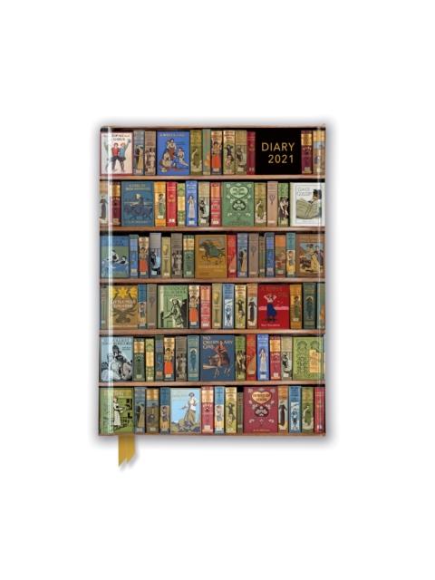 Bodleian Libraries - High Jinks Bookshelves Pocket Diary 2021