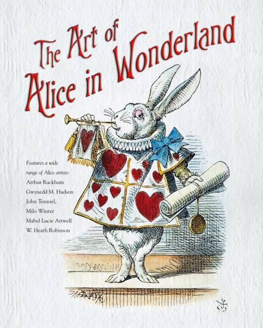 Art of Alice in Wonderland