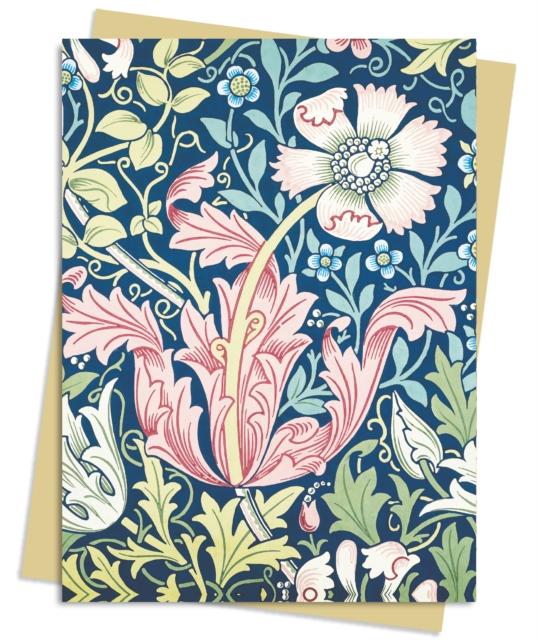 William Morris: Compton Wallpaper Greeting Card