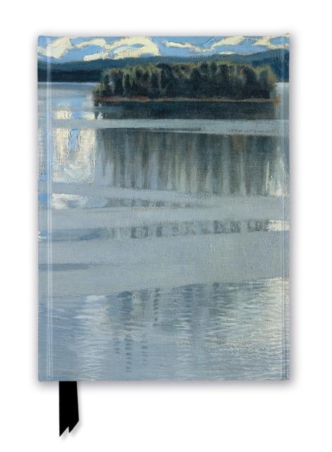 NG: Lake Keitele by Akseli Gallen-Kallela (Foiled Journal)