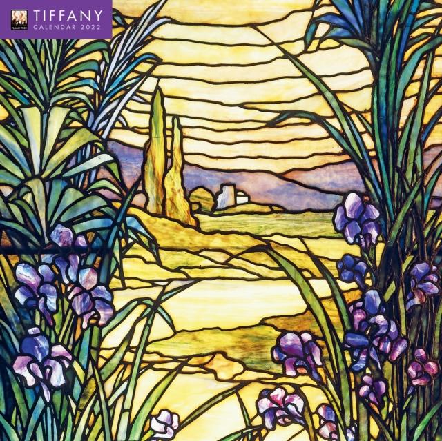Tiffany Wall Calendar 2022 (Art Calendar)