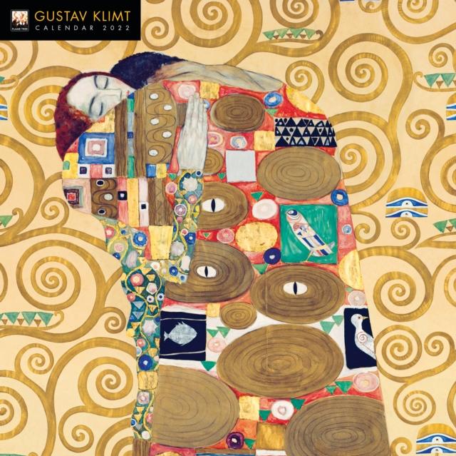 Gustav Klimt Wall Calendar 2022 (Art Calendar)