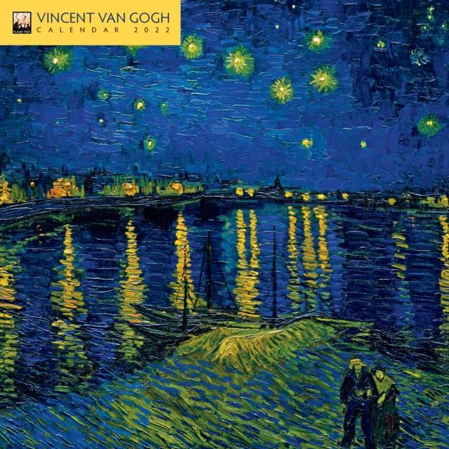 Vincent van Gogh Mini Wall calendar 2022 (Art Calendar)