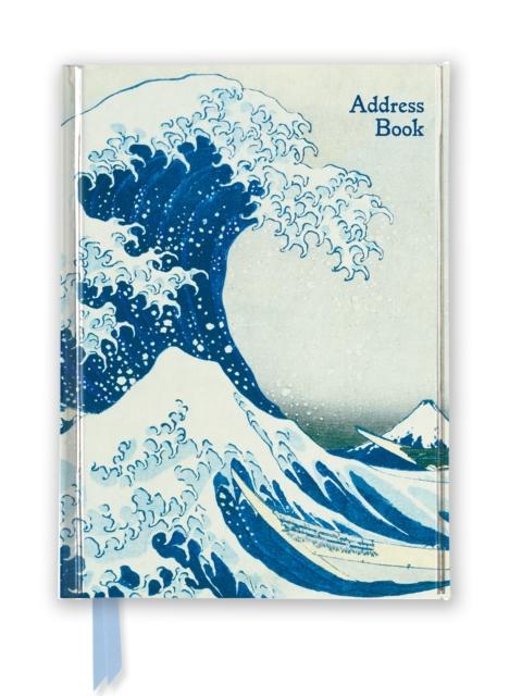 Hokusai: The Great Wave (Address Book)